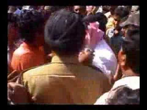 Indian Pastor is beaten by a mob for distributing literature