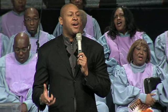 "Brian Courtney Wilson - ""All I Need"" (live)"