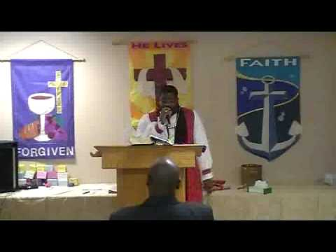 Bishop Campbell Ordination Sermon Part Two