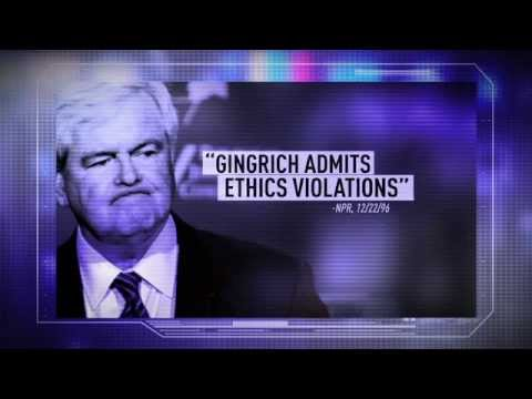 Newt Gingrich: Selling Access