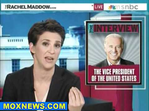 "Maddow ""Ron Paul Is The Only Presidential Candidate That Doesn't Want To Start Another War!"""