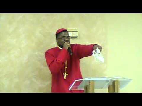 Bishop Campbell The Crown of Thorns Part Two