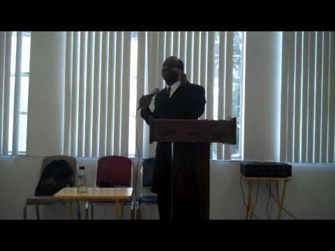 WALKING WITH GOD -APOSTLE K.DORN