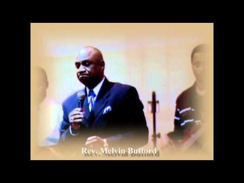 Rev. Melvin Bufford Praying Time.wmv