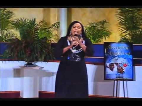 Dr. Sheila J. Spencer Touch & Agree Sermon 1