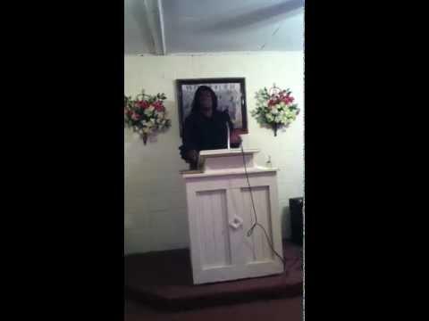 Prophetess Queen Christine pt 3 worship