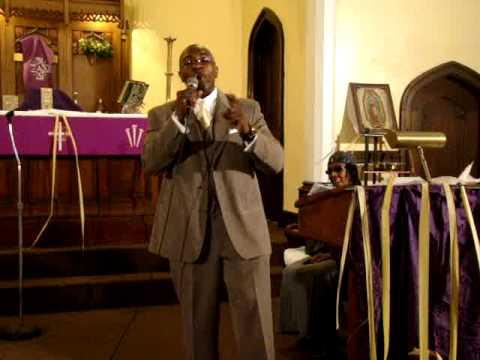 Elder Anthony Mcneal -end times pt3