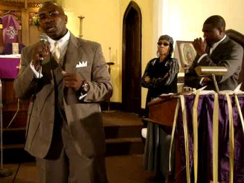 Elder Anthony McNeal end times pt4