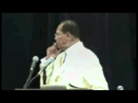 Farrakhan's Wild New Claims.... Jesus Was a Black Muslim