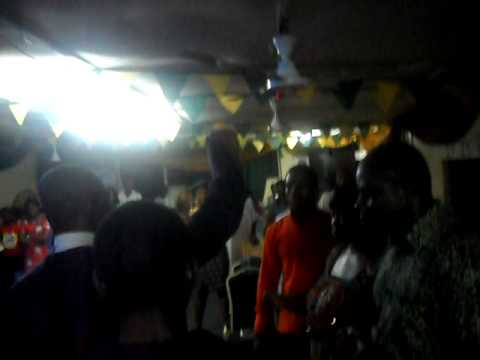 Apostle Fidel Owusu Agyei