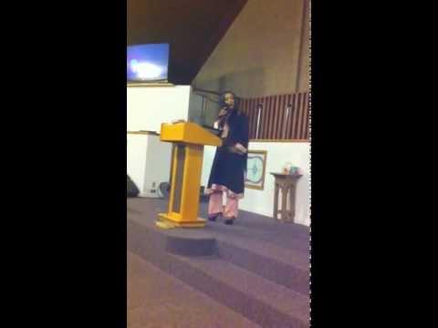 "Prophetess LaSonja Coleman ""Women of War Conference"" Pt.5"