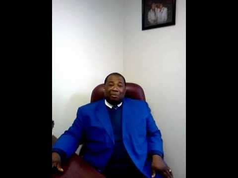 """Thank you for your support of Preachers' Kids Conference. Elder Wes """"Doc"""" Witcher"""