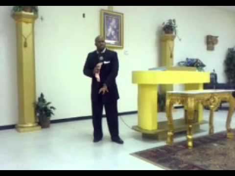 "Prophet D.L. Johnson  ~ ""An Ugly Condition For A Beautiful Position Pt.2"""