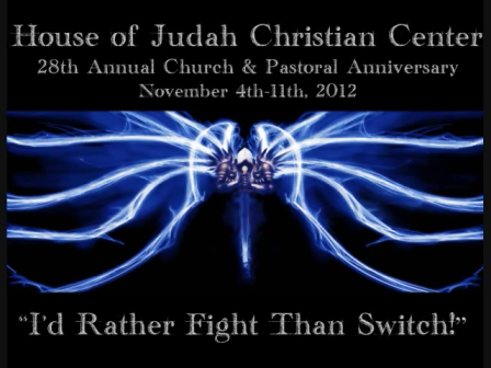 House Of Judah Anniversary 2012