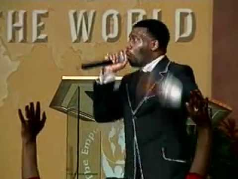 "Rev. JAMAL H BRYANT  - ""In The Overflow"""