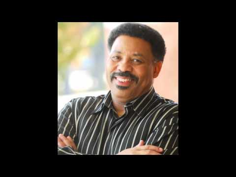 Evangelist Diana Jackson shares Dr. Tony Evans - Portrait of a Godly Man 1 of 4