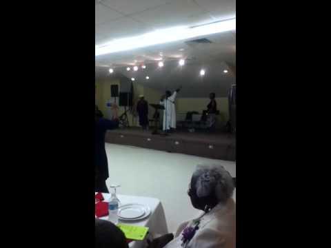 Prophetess Jennifer Long  pt1