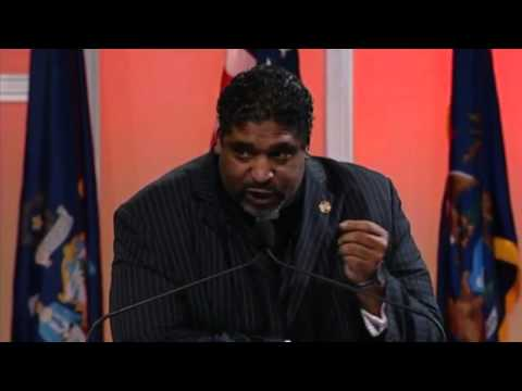If We Ever Needed to Vote!    Rev. Dr. William J. Barber