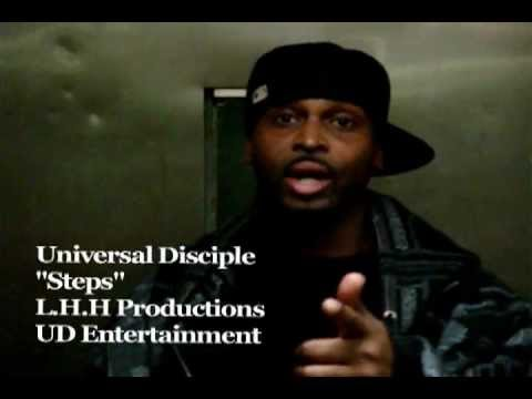 Universal Disciple - Steps - Remix - Mixtape 2 - I am light - Official video
