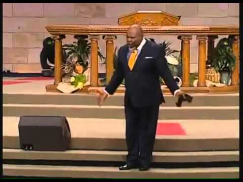 TD Jakes I CAN DO IT AND I KNOW IT