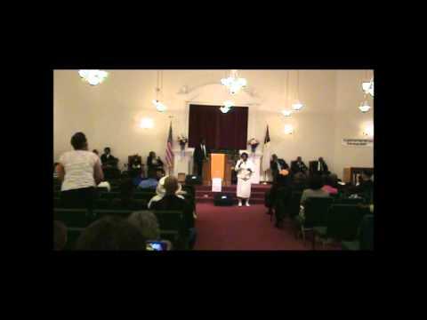 America The Beautiful-Prophetess Jennifer D. Long