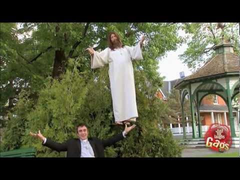 Just for Laughs Jesus Pranks Funny