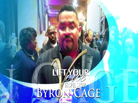 Byron Cage DROP LYV