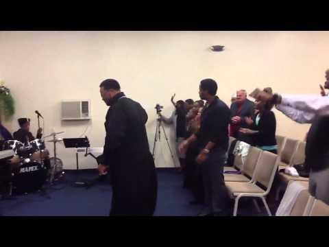 Prophetess Ingram Crusades presents