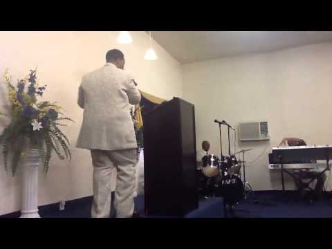 Prophetess Ingram Crusade Ministries Presents