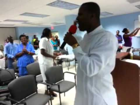 Prophet J.Browne-Declarations and Praises