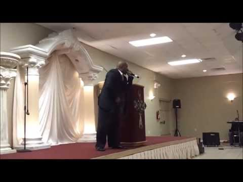 "Prophet D.L. Johnson, Sr. - (POWERFUL MESSAGE) ""Broken for Purpose"""