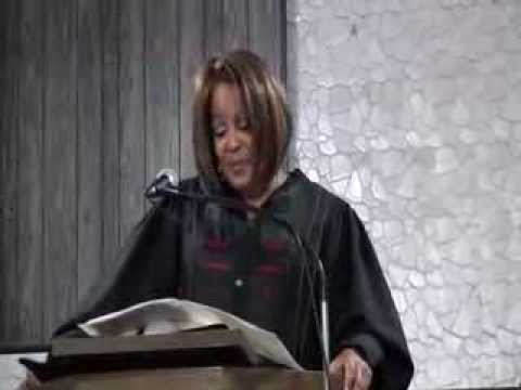 Jesus is Hope- Positioned & Transformed~ A REASON TO REJOICE~ Rev. Anna Smith MSW