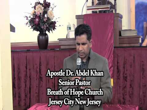 Apostle Dr  Abdel Khan - Warfare Prayer