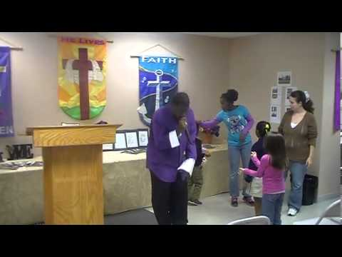 Bishop Campbell Praise Party