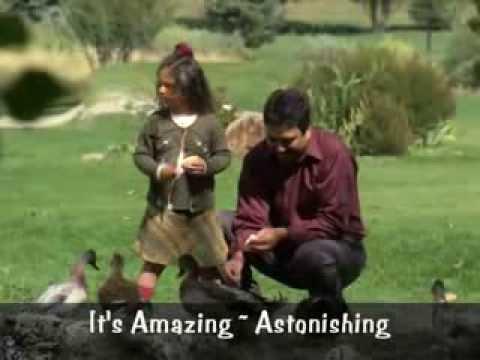 God's So Amazing Video with Lyric's