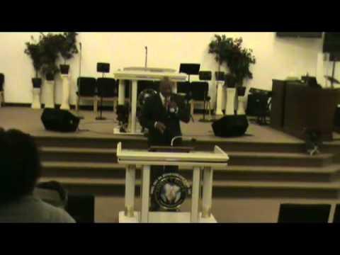 Exhortation: John 3:16-17 by Minister Lee Rice @ Lively Hope C.O.G.I.C.