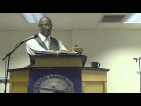 Pastor A Payton Sr Bible Study 2015 Power of God's Love