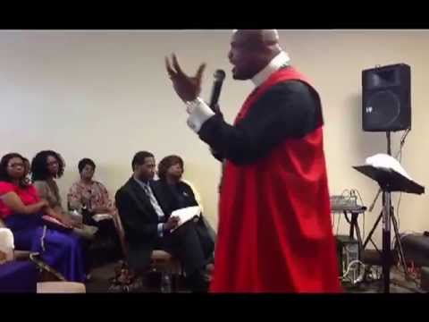 You Can't Curse What God has Anointed - Bishop Edward Wright