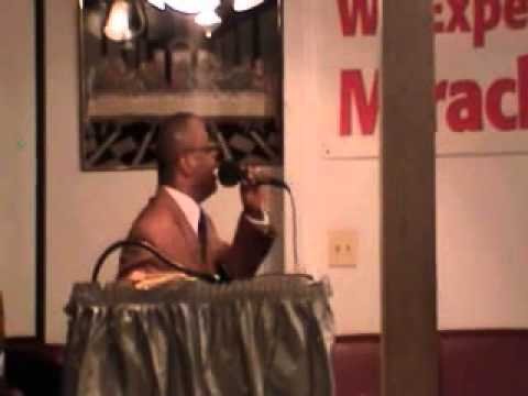 "Apostle Harry L Jackson- ""The Battle of a Man/Drag It Into The Light"""