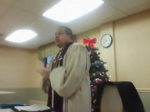 Apostle E. L. Gales (12/13/2015): 'I Prophesy Dead Church Live'