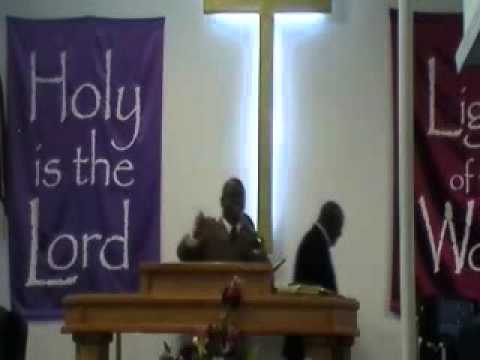 "Apostle Harry L Jackson- ""He Hath Anointed YOU!"" -Full"
