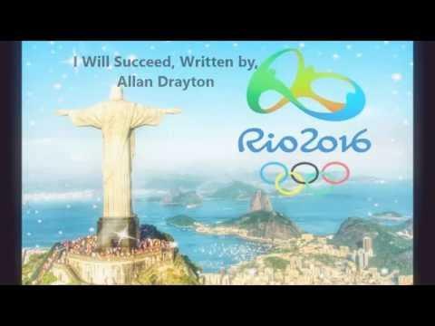 I Will Succeed.  Written by Allan Drayton