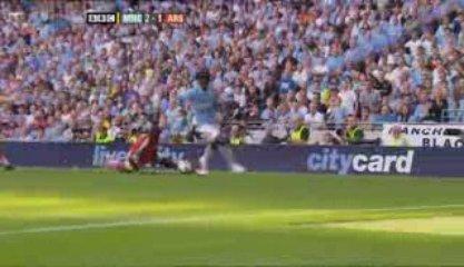 Man City vs Arsenal 4:2 อีกครั้ง 17นาที[เผื่อใครเน็ตไม่ดีเหมือนผม อิอิ]