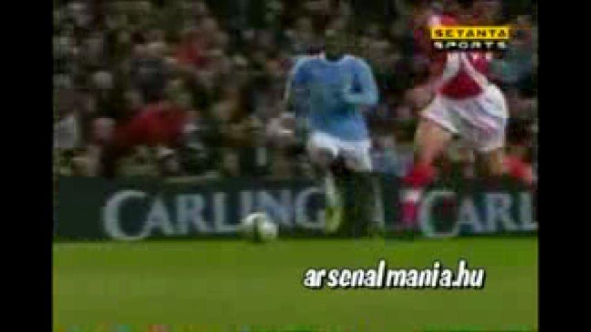 Manchester City vs Arsenal 3:0 Highlights