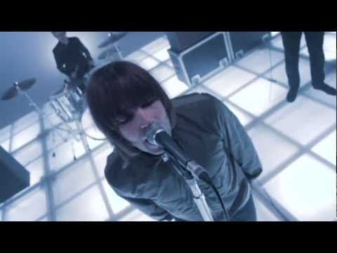 Liam Gallagher & Beady Eye Reveal Manchester City Home 2011