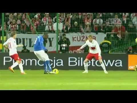 Mario Balotelli AMAZING Goal - (Friendly - 11.11.2011)