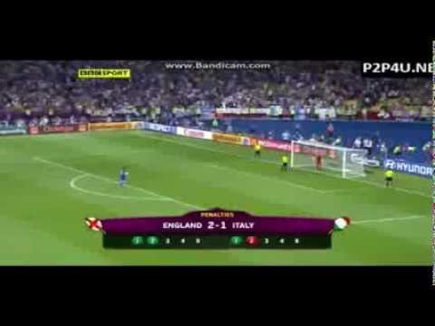 PIRLO vs. PANENKA PENALTY (HD 720p)