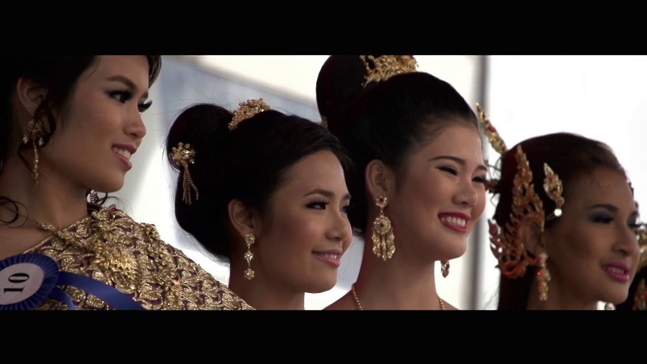 Thai Culture and Food Festival + SONY FS700