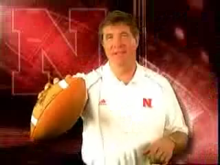Husker Fan, Larry The Cable Guy