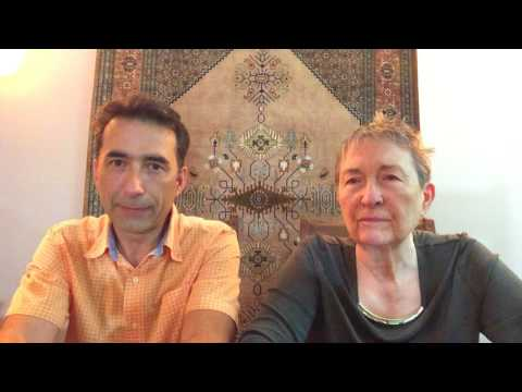 Nancy and Rennie Anvari remembering Mrs Delshadian
